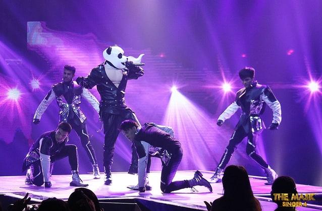 เฉลย หน้ากากหมีแพนด้า The Mask Singer ซีซั่น 4 คือ แร็ปเปอร์หนุ่มแห่งยุค คนนี้