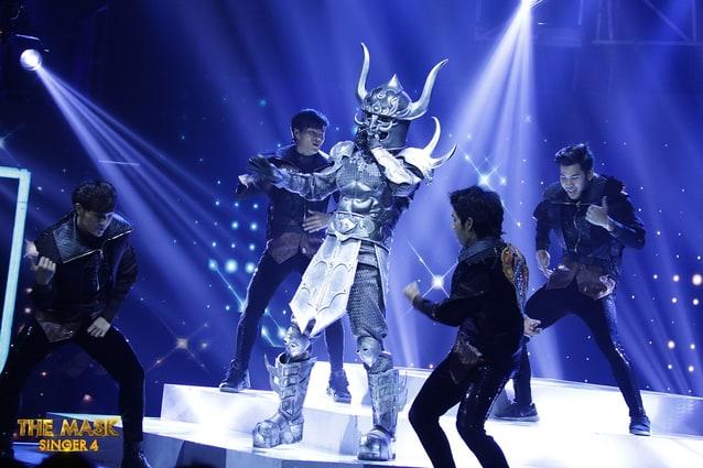 หน้ากากยักษ์ The Mask Singer 4 ที่แท้แล้ว คือ หนุ่มผู้หลงรัก 4 นั่นเอง