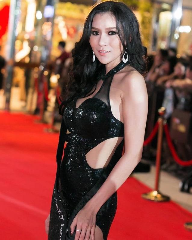 อลังการ ! โซเฟียร์ กวินตรา เจ้าของตำแหน่ง Top 10 Pretty Thailand 2018