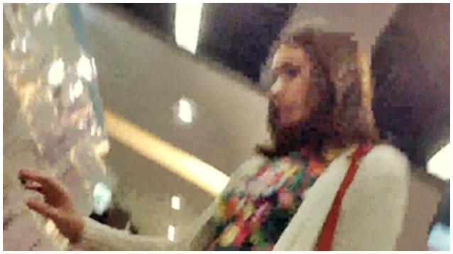 ล่ามือปล่อย คลิปหลุด คิมเบอร์ลี่ แอบถ่ายใต้กระโปรงกลางห้างดัง