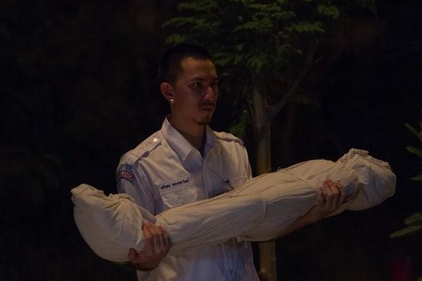 เรื่องย่อ Bangkok Ghost Stories EP.9 ตอน คนแบกผี - ช่อง 3 HD
