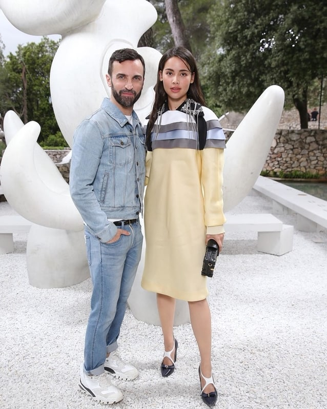 ตามส่อง ญาญ่า อุรัสยา เฉิดฉายในงานแฟชั่นโชว์ Louis Vuitton ที่ฝรั่งเศส