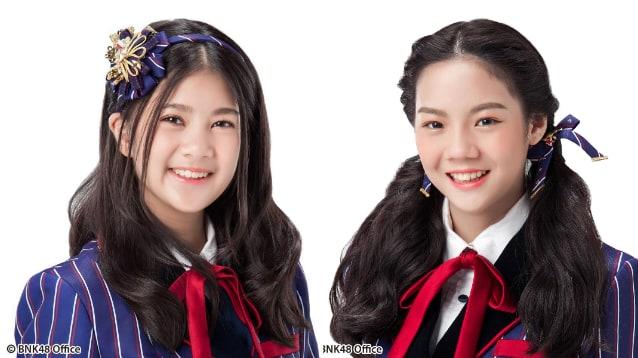 เคท และ ซัทจัง BNK48