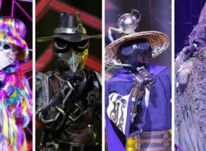 เฉลยหน้ากากทั้ง 18 คน ในรายการ The Mask Project A เป็นใครบ้างดูเลย