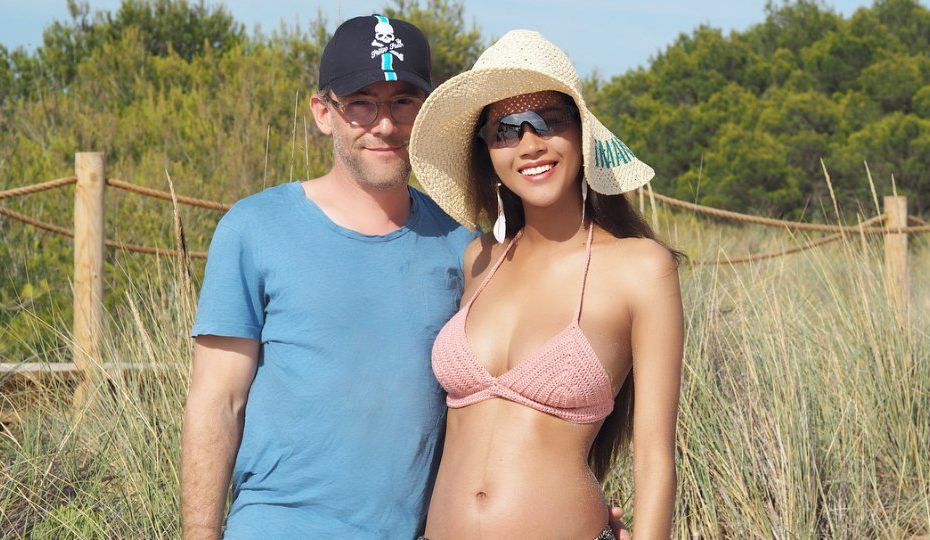เมญ่า นนธวรรณ ท้องแล้ว! หลังแต่งงานได้ 2 เดือนกับสามีชาวสวิส วัย 45 ปี