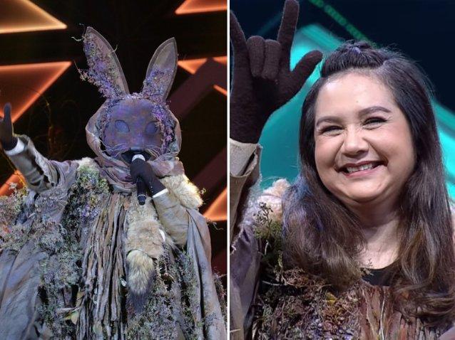 หน้ากากกระต่ายป่า คือโบ สุนิตา