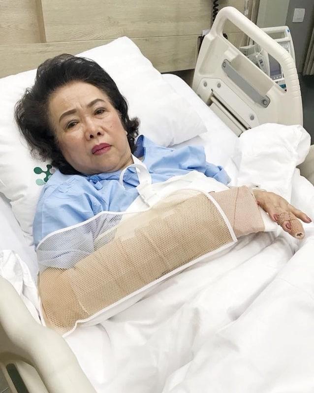 หลังเข้ารับการผ่าตัด คุณแม่ปลอดภัยดี