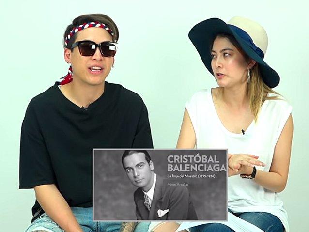 มาร์กี้ ราศรี บาเลนเซียก้า เกี่ยวข้องอะไรกับแบรนด์ดัง Balenciaga