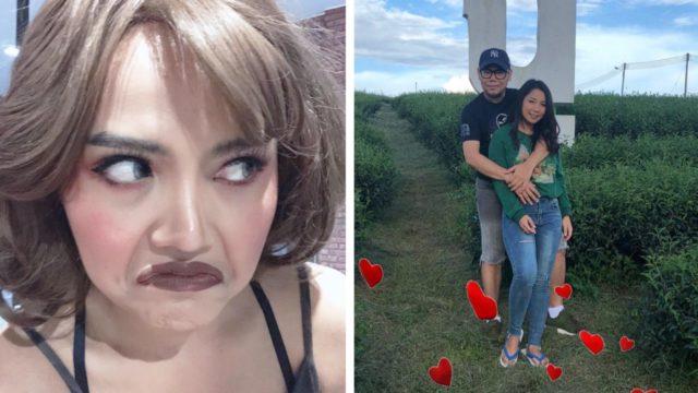 """ตั๊กแตน ชลดา """"เหม็นความรัก"""" เบ้ปากมองบน หลัง เพชร สหรัตน์ เปิดตัวแฟนใหม่"""