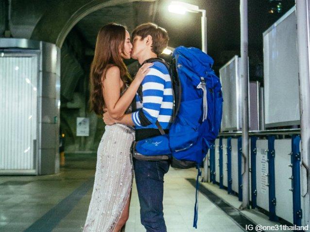 บอสวศินหลังกลับจากอิตาลี กลับเปลี่ยนลุคไปเหมือนเด็ก โดยในภาพทำให้ประหนึ่งเหมือน นางพญาไปจูบกับเด็กน้อยไปซะอย่างนั้น