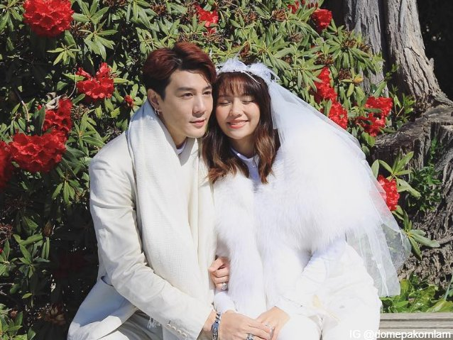 โดม ปกรณ์ ลัม เล่าโมเมนต์คุกเข่าขอ เมทัล แต่งงาน ที่นิวซีแลนด์