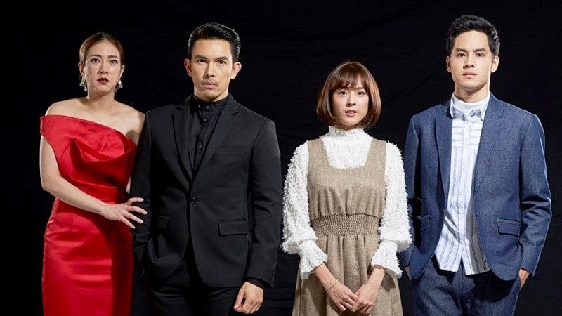เรื่องย่อ เงา (2561) | ละครช่อง GMM25