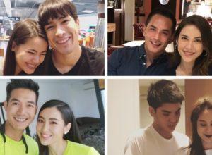 เช็คความมั่นคง 4 คู่รัก ดาราไทย ล่าสุด เสถียรภาพความรักมั่นคงแค่ไหน ?