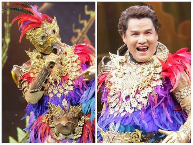 เฉลย หน้ากากไก่ฟ้าพญาลอ The Mask วรรณคดีไทย