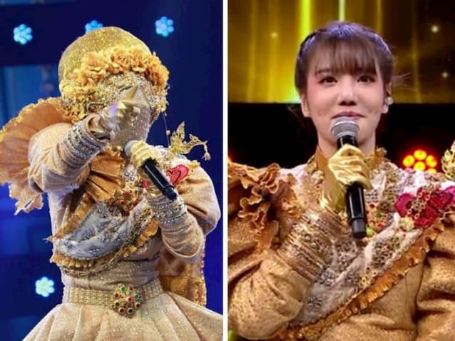 หน้ากากนางวันทอง คือ แกรนด์ เดอะสตาร์ ใน The Mask วรรณคดีไทย