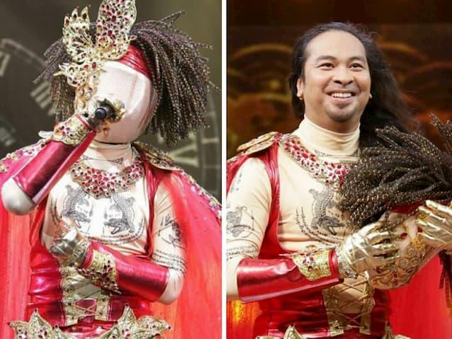 หน้ากากไกรทอง คือ เป้ ไฮร็อค The Mask วรรณคดีไทย