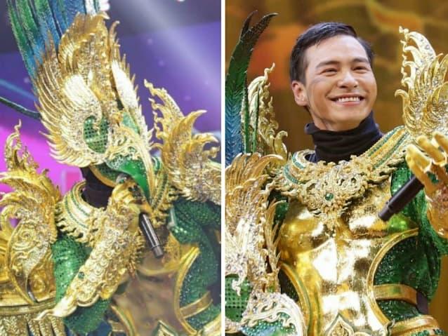 หน้ากากนกสดายุ คือใคร The Mask วรรณคดีไทย