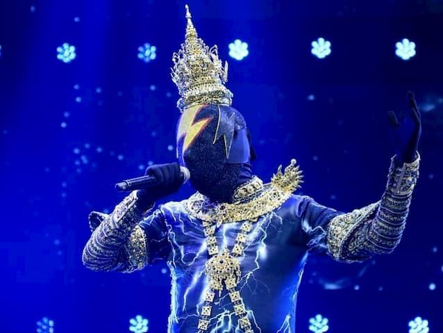 หน้ากากขวานฟ้าหน้าดำ คือใคร The Mask วรรณคดีไทย