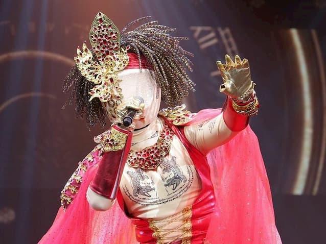 หน้ากากไกรทอง คือใคร ใน The Mask วรรณคดีไทย