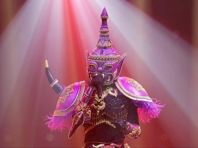 หน้ากากยักษ์ไมยราพ คือใคร ในรายการ The Mask วรรณคดีไทย