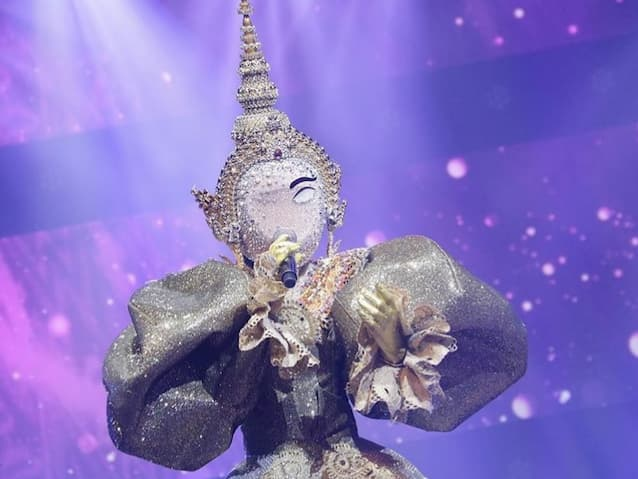 หน้ากากนางสิบสอง คือใคร ในรายการ The Mask วรรณคดีไทย