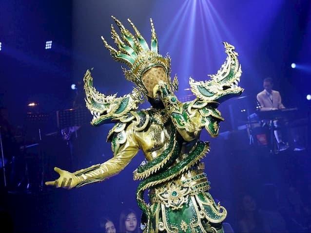 หน้ากากบ่วงนาคมาศ คือใคร The Mask วรรณคดีไทย