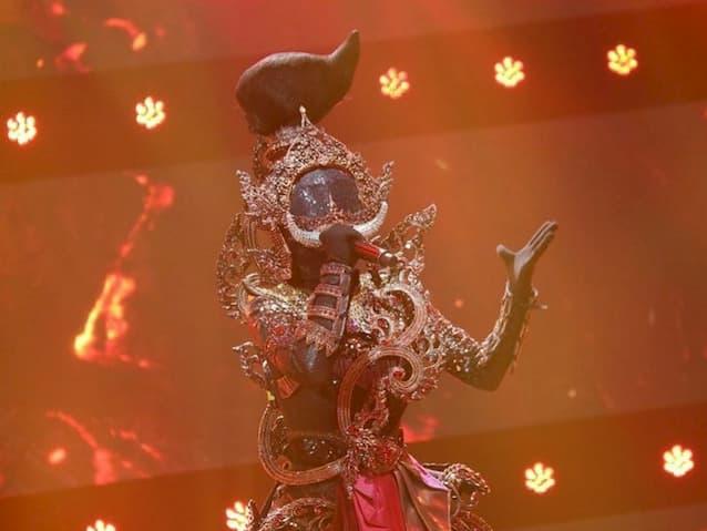 หน้ากากนางพันธุรัตน์ The Mask วรรณคดีไทย