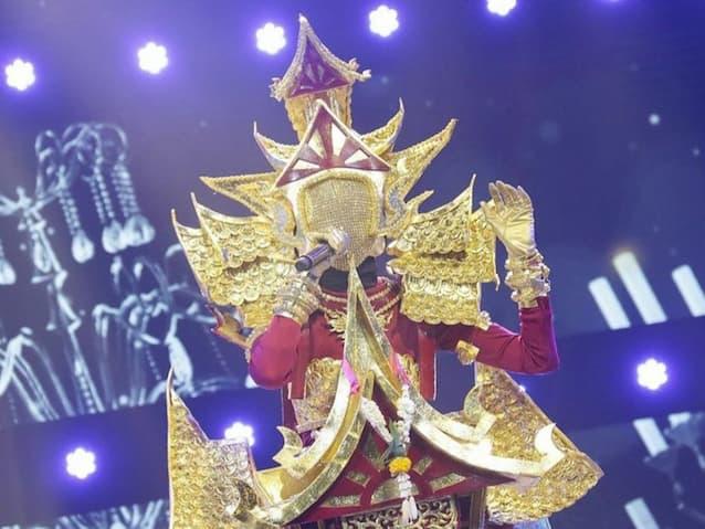 หน้ากากโสนน้อยเรือนงาม The Mask วรรณคดีไทย