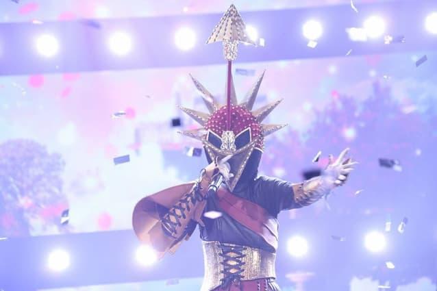 หน้ากากราศีธนู The Mask จักรราศี