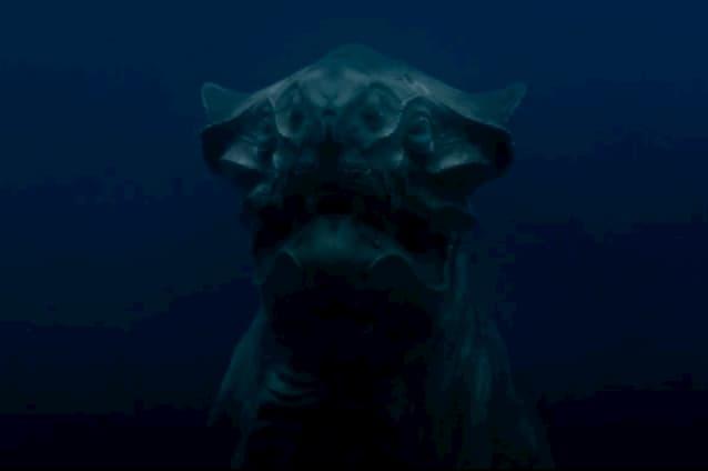 สัตว์ประหลาดที่อาศัยอยู่ในหลุมดำก้นมหาสมุทร Sweetheart 2019