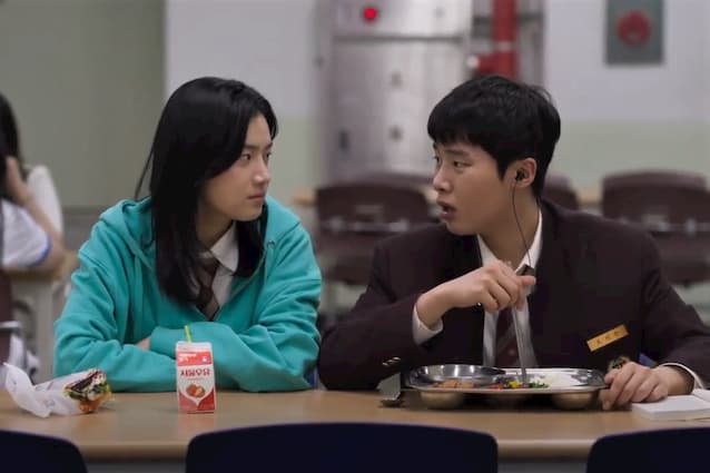 Extracurricular - แพคยูรี (พัคจูฮยอน) โอจีซู (คิมดงฮี)