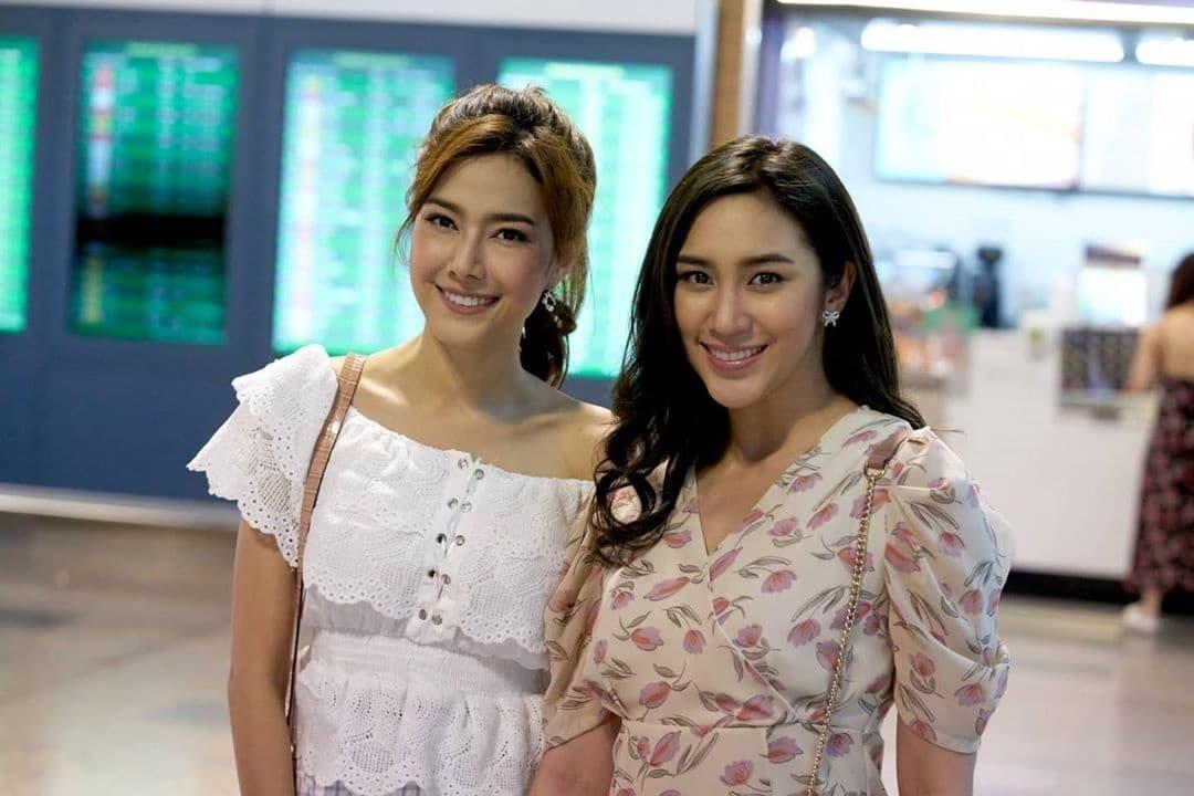 แนท ณัฐชา และ พลอย รัญดภา (Photo: Dida Video Production)