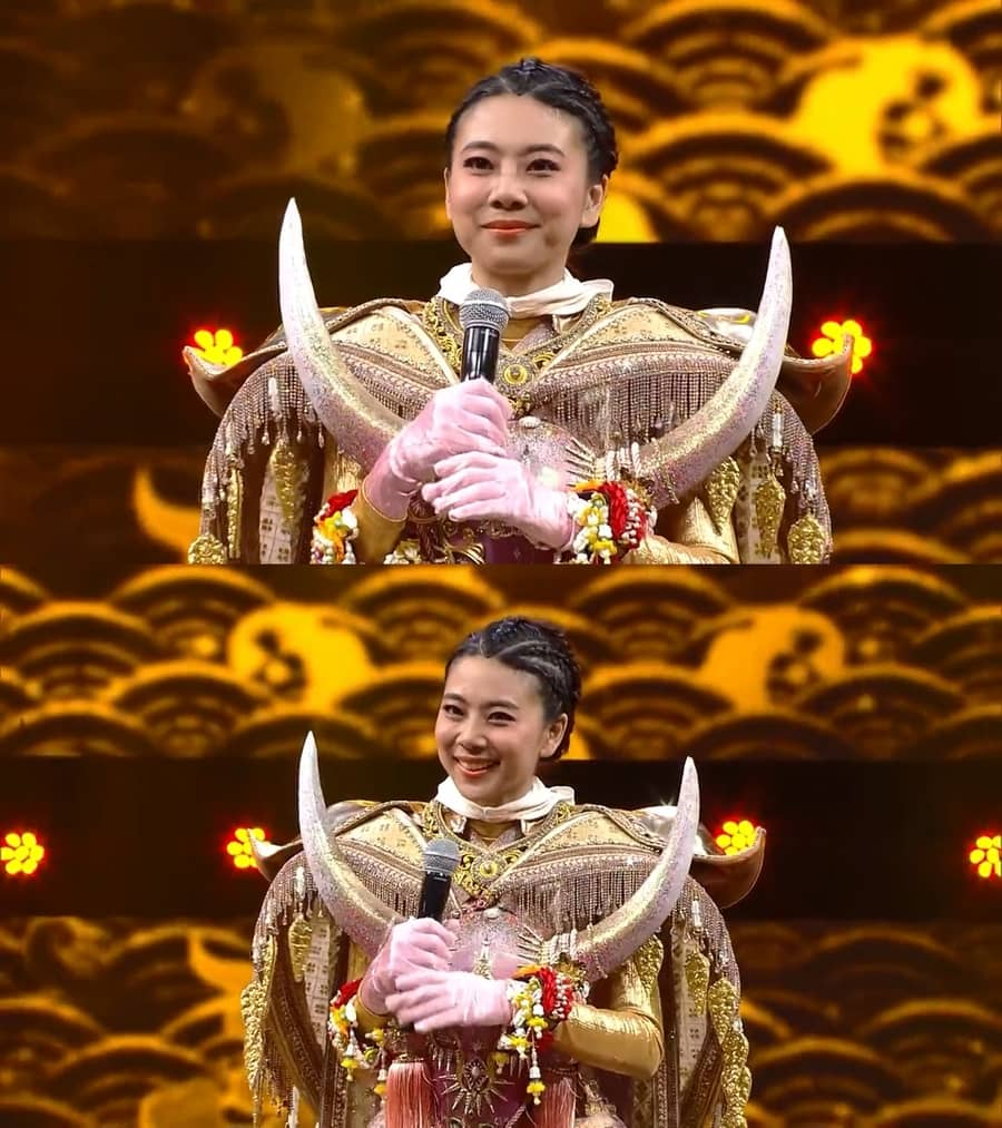เนย ซินญอริต้า - The Mask ลูกไทย