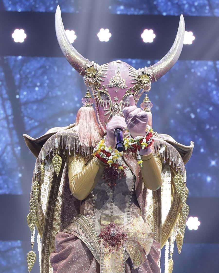 หน้ากากกาสร The Mask ลูกไทย