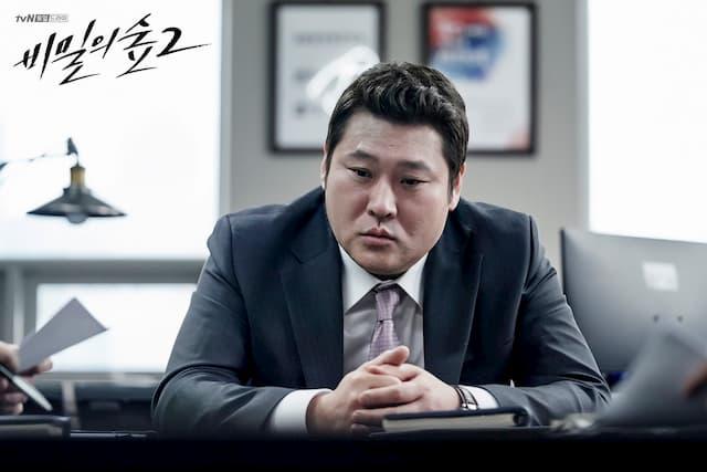 ชเวมูซอง รับบท อูแทฮา