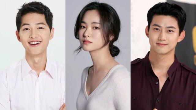คอนเฟิร์มแล้ว ซงจุงกิ - จอนยอบิน -แทคยอน เป็น 3 นักแสดงนำในซีรีส์ Vincenzo