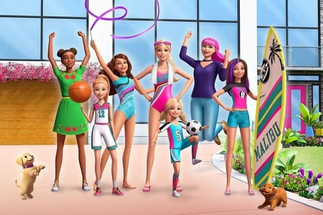 Barbie Dreamhouse Adventures: Go Team Roberts ซีซั่น 2