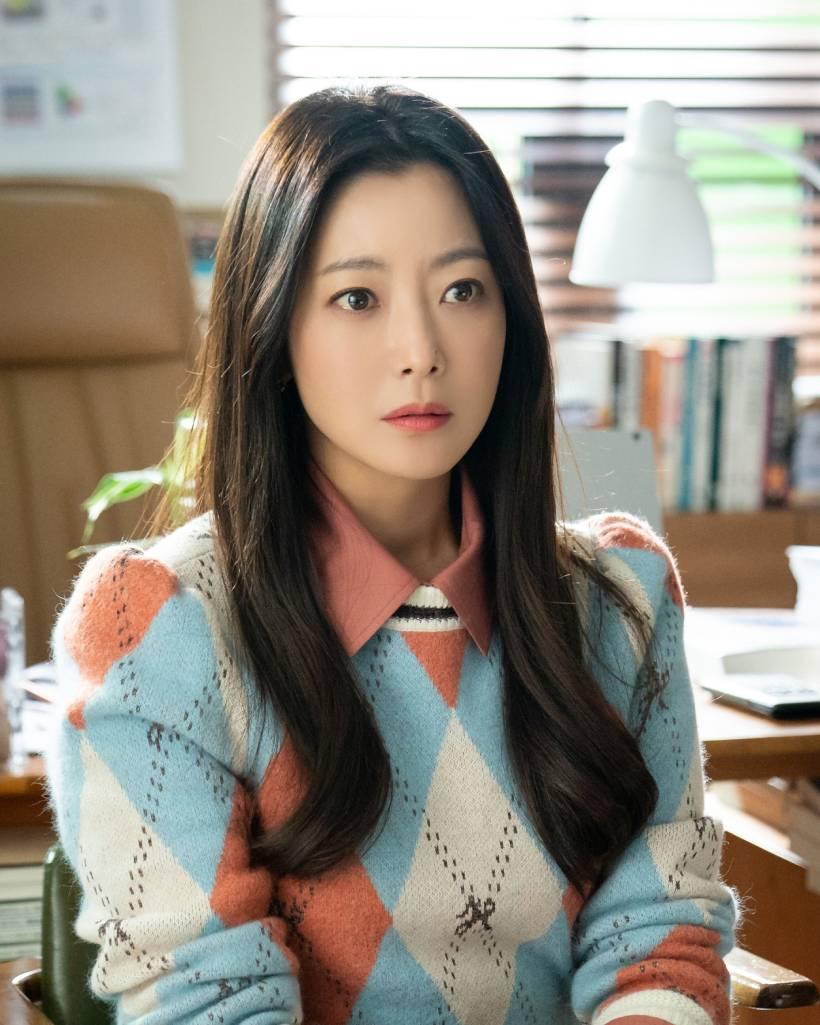 คิมฮีซอน ในซีรีส์ Alice (2020)