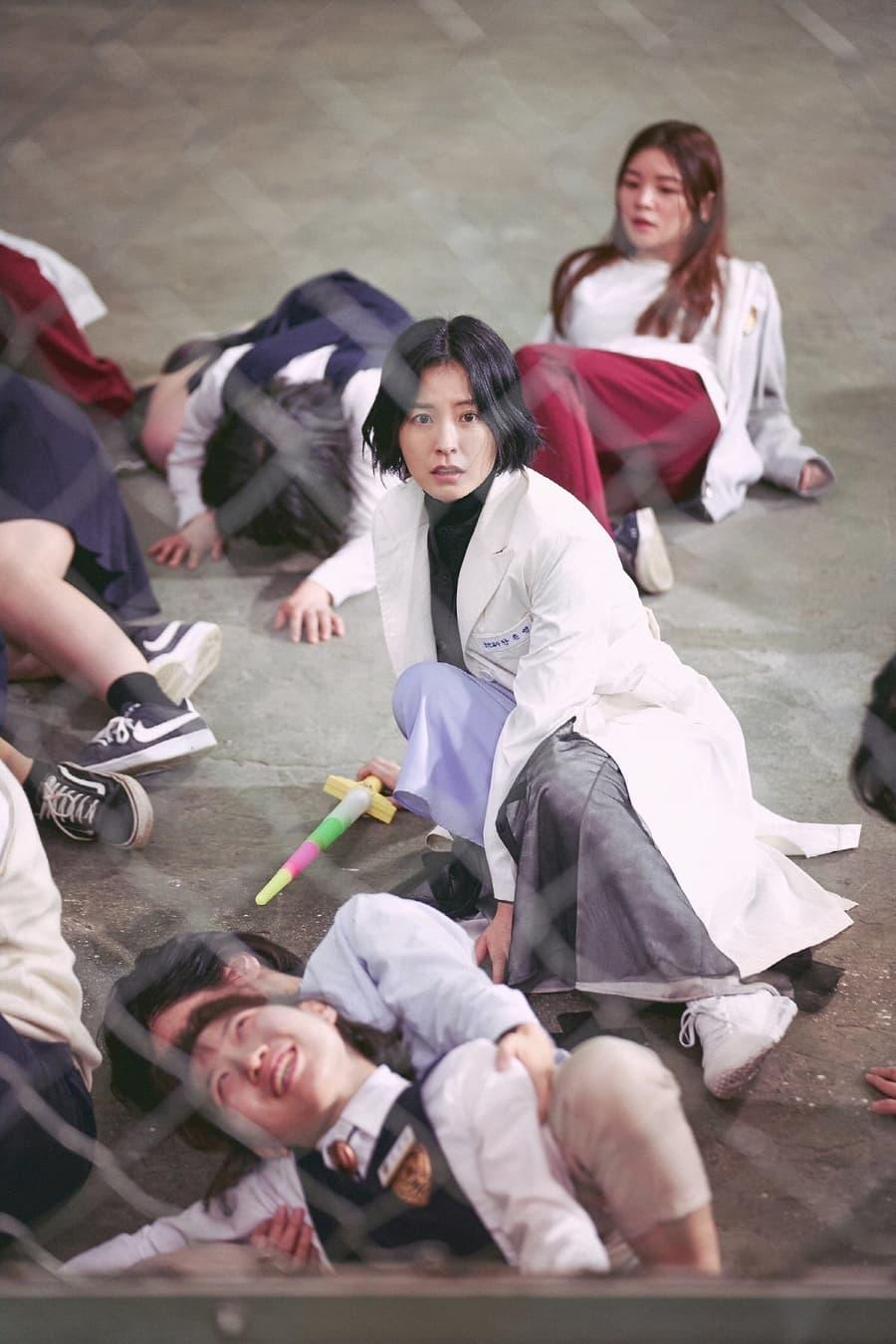 The School Nurse Files ครูพยาบาลแปลก ปีศาจป่วน