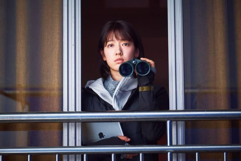 พัคชินฮเย #alive 2020 Netflix