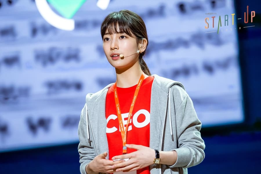 แบซูจี ซีรีส์ Start-Up (2020)