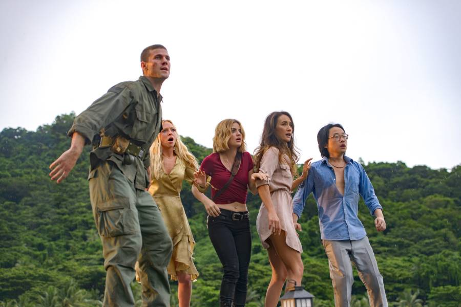 Blumhouse's Fantasy Island 2020