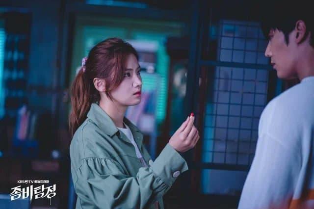 พัคจูฮยอน zombie detective 2020