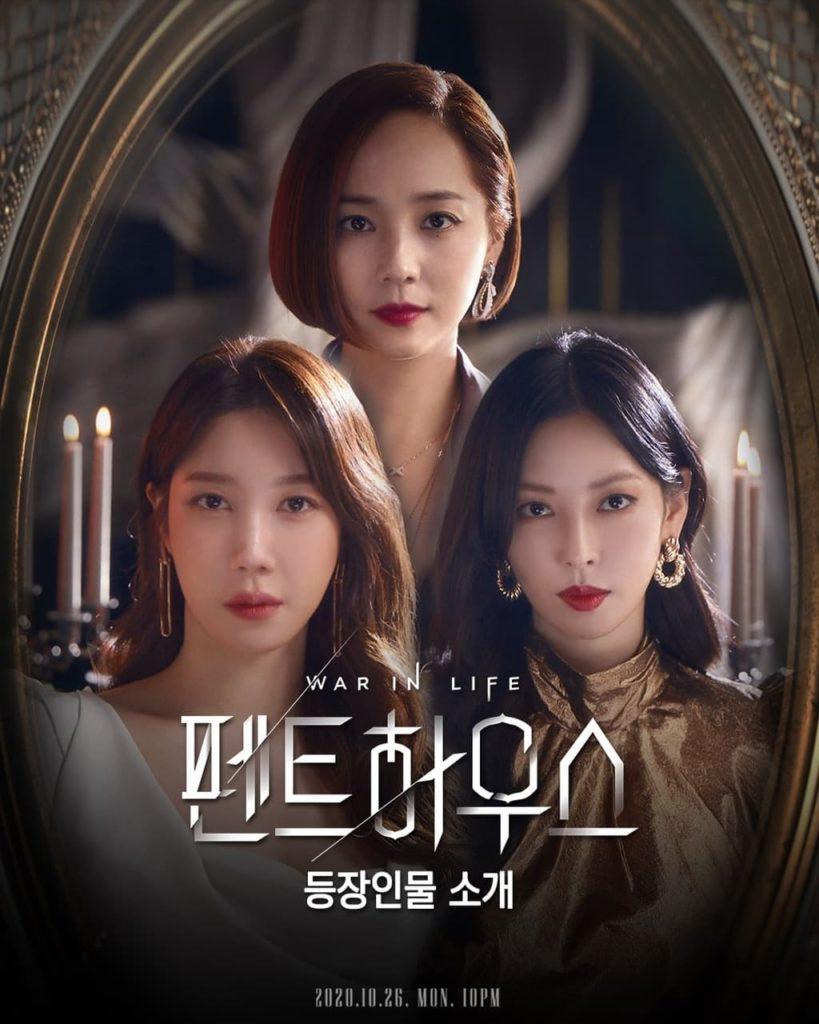 เรื่องย่อซีรีส์เกาหลี The Penthouse (2020)