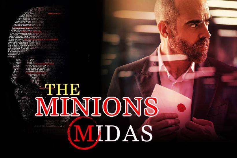 The Minions of Midas (Netflix)