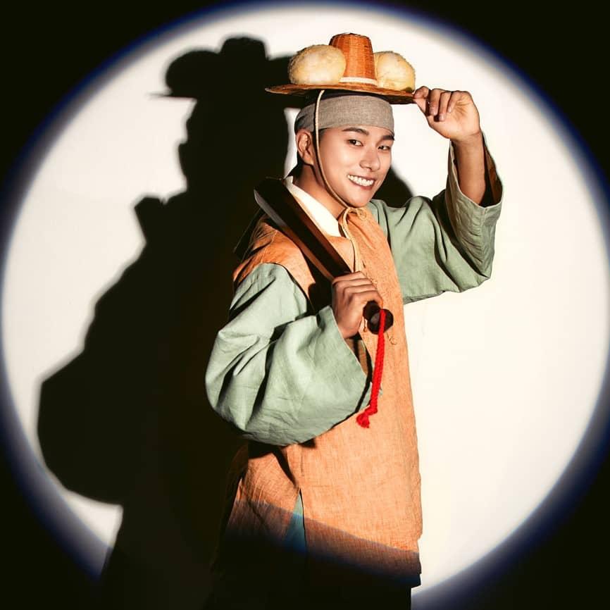อียีคยอง รับบท พัคชอนซัม