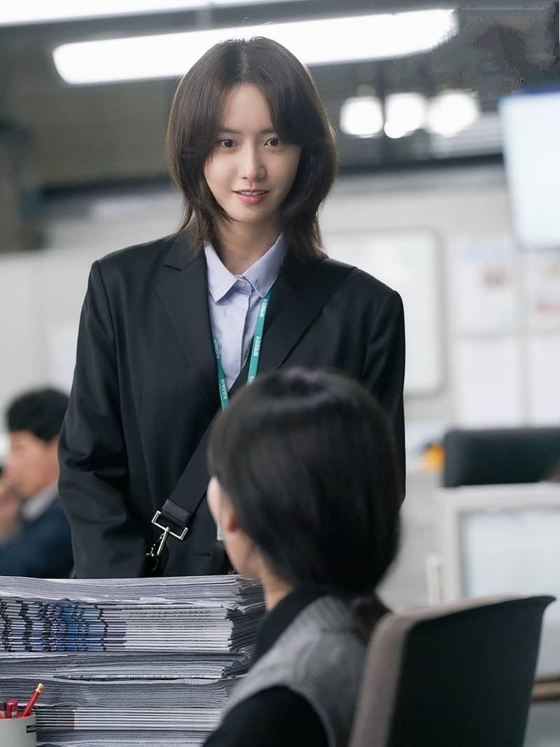 ยุนอา รับบท อีจีซู