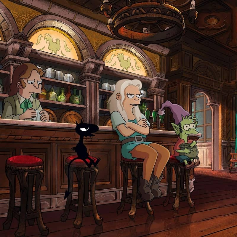 Disenchantment Part 3