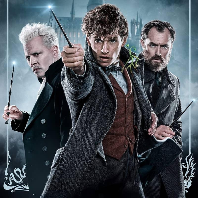 Fantastic Beasts: The Crimes of Grindelwald สัตว์มหัศจรรย์: อาชญากรรมของกรินเดลวัลด์