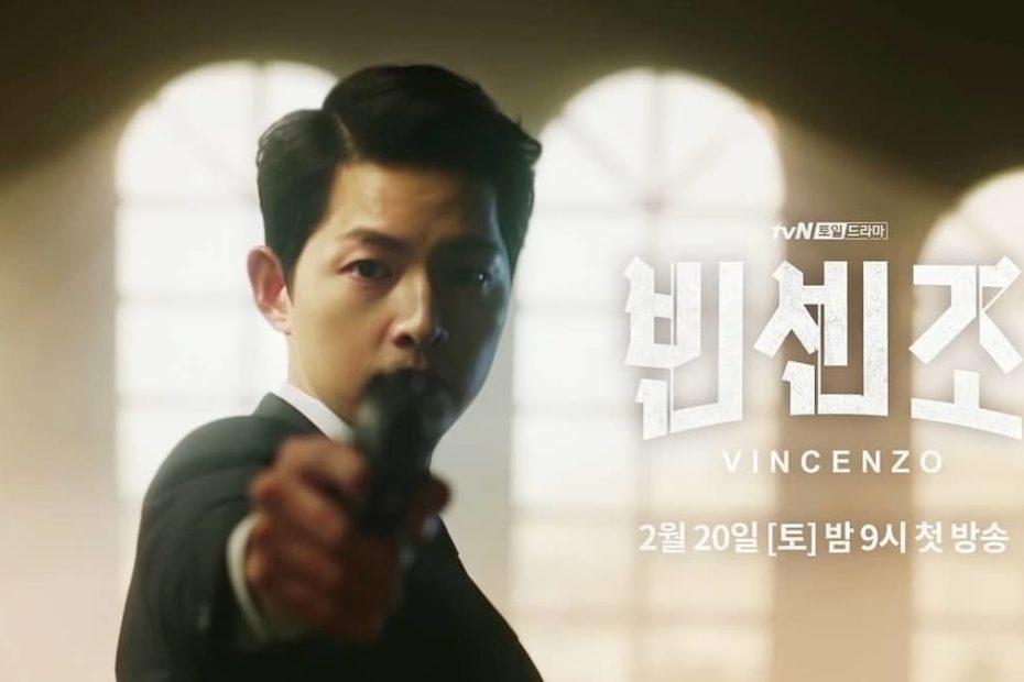 เรื่องย่อซีรีส์เกาหลี Vincenzo (2021)